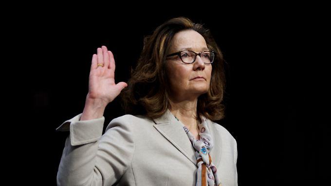 Gina Haspel wurde vom US-Senat als neue CIA-Chefin bestätigt.