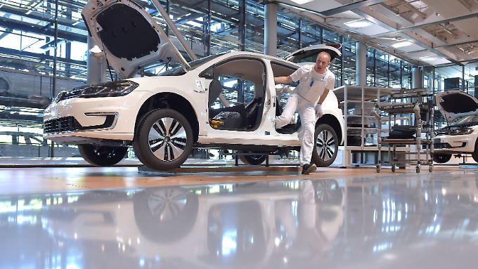Volkswagen kämpft weiter mit dem Dieselgate.