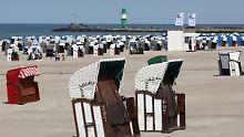 So wird das Pfingstwetter: Mehr Sonne als an der Ostsee geht nicht