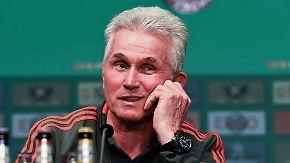 """""""Don Jupp"""" sagt Servus: Heynckes geht nach Pokalfinale wieder in Rente"""