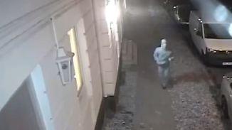 Boxer-Mord und Hells-Angels-Schießerei: Zeigt dieses Polizeivideo einen Auftragskiller?