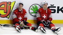"""Schweiz erlebt WM-Déjà-vu: """"Wieder hat uns Schweden die Party versaut"""""""