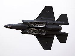 """""""Fliegen überall im Nahen Osten"""": F-35 begeistert israelischen General"""