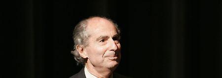 Kein Klassiker - ein Lebenswerk: Amerikas großer Autor Philip Roth ist tot