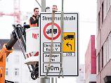 Der Tag: Hamburg führt Ende Mai Diesel-Fahrverbote ein