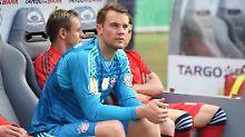 DFB-Team startet Titelmission: Bierhoff gibt Neuer keine WM-Garantie