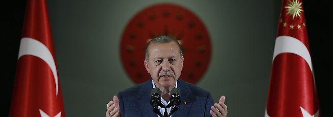 Nicht einmal die Notenbank traut sich noch, dem türkischen Präsidenten Erdogan zu widersprechen.