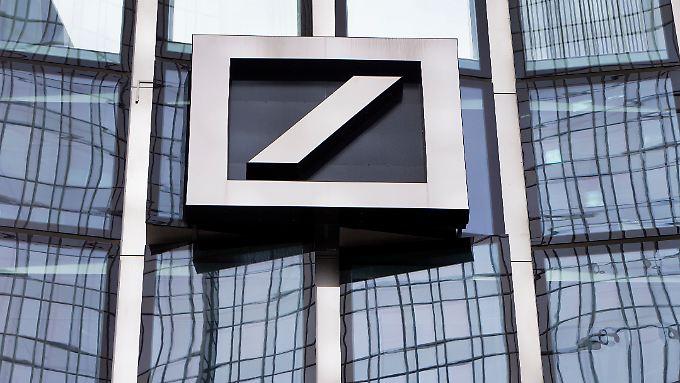 Die Deutsche Bank ist an der Börse rund 20 Milliarden Euro wert.