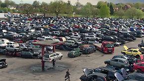 Neue Top-Modelle auf dem Schrottplatz: Dieselkrise bedroht Autohändler und Privatleute