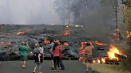 Die Hölle auf Erden: Hawaii kann der Vulkanmacht nichts entgegensetzen