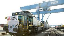 Der große Warentreck: Mit dem Güterzug von China nach Europa
