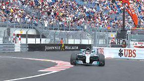 PS - Formel 1: Monaco - Das 1. freie Training