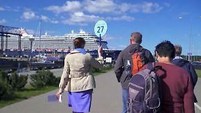 n-tv Ratgeber: Allein oder geführt - Landgänge spalten Kreuzfahrtfans