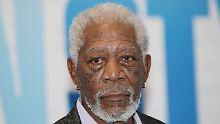 Sexuelle Belästigung: Frauen beschuldigen Morgan Freeman