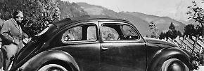 80 Jahre Volkswagen: Wie aus Hitlers Autofabrik ein Weltkonzern wurde