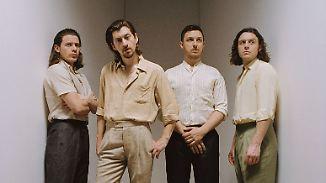 Das mutige sechste Album: Sind die Arctic Monkeys alt und langweilig?