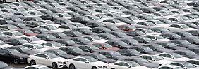 Verdacht auf Abgasmanipulation: Daimler droht Massenrückruf