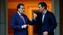 Neue Regierungskrise in Spanien: Korruptionsurteile lassen Rajoy wackeln