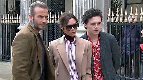 Promi-News des Tages: Victoria Beckham verrät ihr Erziehungsziel