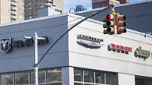 Eine der größten Aktionen in USA: Fiat Chrysler ruft 4,8 Millionen Autos zurück