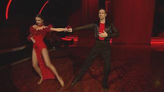 """""""Let's Dance"""" – Viertelfinale: Latino Lück räumt alles ab"""