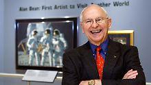 Vierter Mensch auf dem Mond: US-Astronaut Bean stirbt mit 86 Jahren