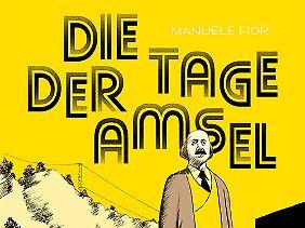 """""""Die Tage der Amsel"""", erschienen bei Avant, 104 Seiten, Hardcover im Albenformat, 22 Euro."""