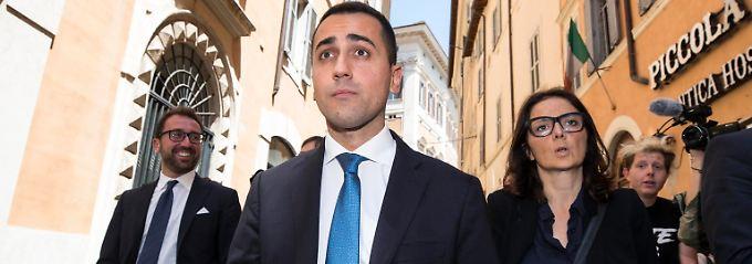 Regierunsgbildung geplatzt: Italiens Populisten spekulieren auf Neuwahl