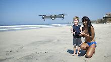 Bis zu 30 Jahre Haft: Vorsicht beim Urlaub mit der Drohne