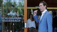 Heikle Reformen in Österreich: Sebastian Kurz beginnt den großen Umbau