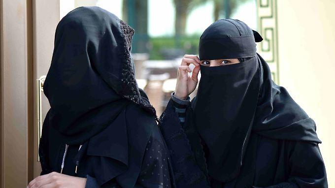 Saudische Frauen dürfen wohl bald nicht mehr sexuell belästigt werden.
