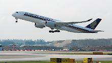 Fast 19 Stunden unterwegs: Fluggesellschaft kündigt Rekord-Strecke an