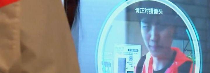 Datenschützer-Albtraum in China: In diesem Supermarkt zahlt der Kunde mit seinem Gesicht
