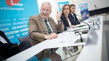 """Gauland hofft auf die FDP: AfD schiebt """"U-Ausschuss Merkel"""" an"""