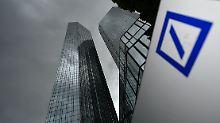 """Deutsche-Bank-Aktie bricht ein: US-Konzerntochter zu """"Problembank"""" erklärt"""