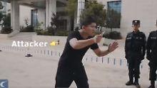 Virales Video aus China: Was tun bei einem Messerangriff?