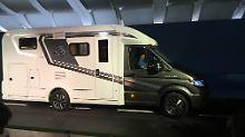 Angeboten wird der Van TI Plus zunächst auf zwei Grundrissen.