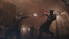 """""""Vampyr"""" spielt im London des Jahres 1918."""