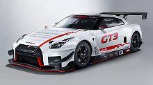 Nachgeschärftes Samurai-Schwert: Nissan GT-R Nismo wird zum GT3
