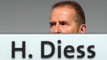 Neue Aussagen im Diesel-Skandal: Ex-Mitarbeiter belasten VW-Chef Diess