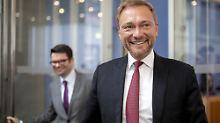 Skandal im Bamf: Am Schluss wird Lindner doch noch sauer