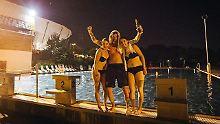 Campino geht baden: Ärger für die Toten Hosen