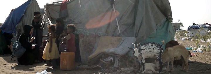 Antonia Rados in den Trümmern Jemens: Die Welt vergisst einen Krieg