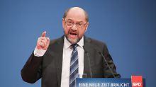 """""""Ungeheuerliche Vorgänge"""": Schulz: US-Botschafter sollte gehen"""