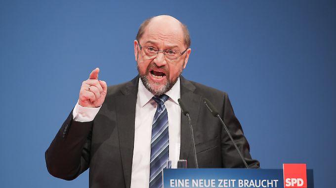 """""""Ich hoffe, dass der Kurz-Besuch zu einem Kurz-Aufenthalt von Herrn Grenell in seiner Funktion als Botschafter in Deutschland führt"""", so Schulz."""