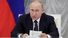Wichtigster Handelspartner: Putin betont Interesse an stabiler EU