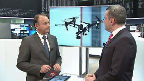 n-tv Zertifikate: Roboter und Drohnen für Anleger