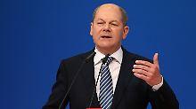 """Abschaffung, aber anders: Scholz will Soli zur """"Reichensteuer"""" machen"""