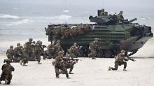 Binnen 30 Tagen am Einsatzort: Nato will schneller kampfbereit sein