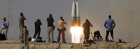 Mit 28.000 km/h zur ISS: Gerst startet zweite Weltraum-Mission